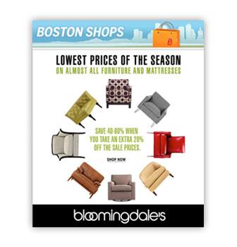 Boston Shop Examples