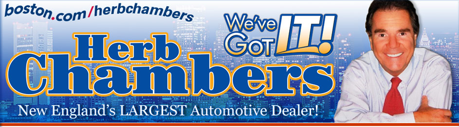 Auto dealer Herb Chambers plans to break ground tomorrow for a new