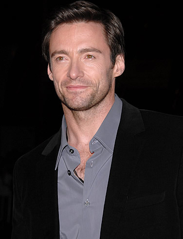 pictures of Hugh Jackman Hairstyles