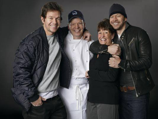 Paul Wahlberg Family Chef paul wahlberg,