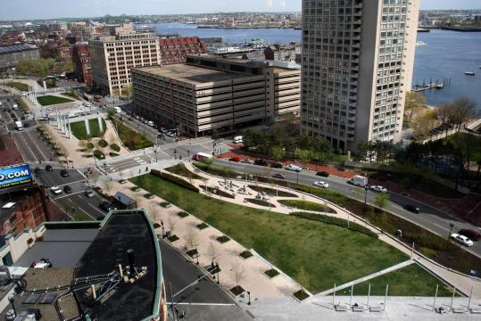 Rose Kennedy Greenway Paradise Or Work In Progress