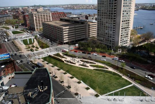 Rose Kennedy Greenway Paradise Or Work In Progress Boston