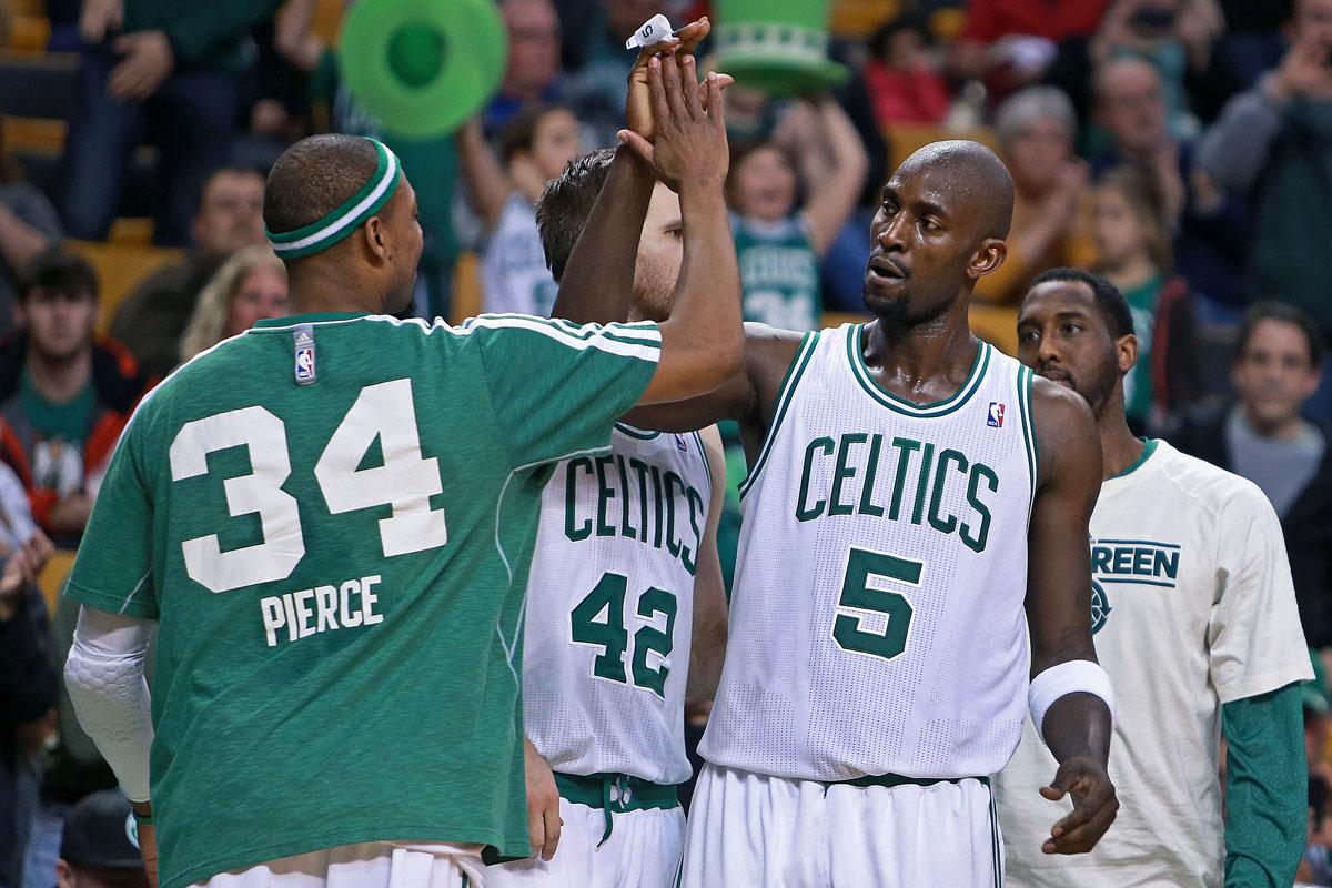 NBA最不講忠誠的球隊!綠軍鐵血重建之路多少功臣被拋棄?