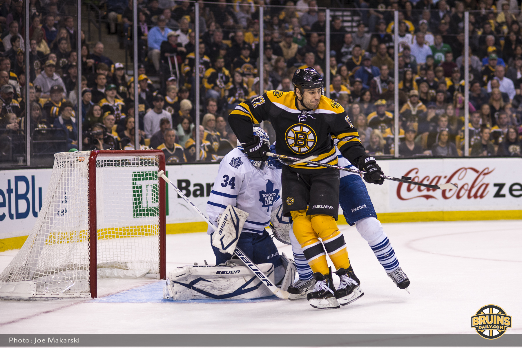 Bruins in familiar territory for Game 6 - Bruins Daily ...