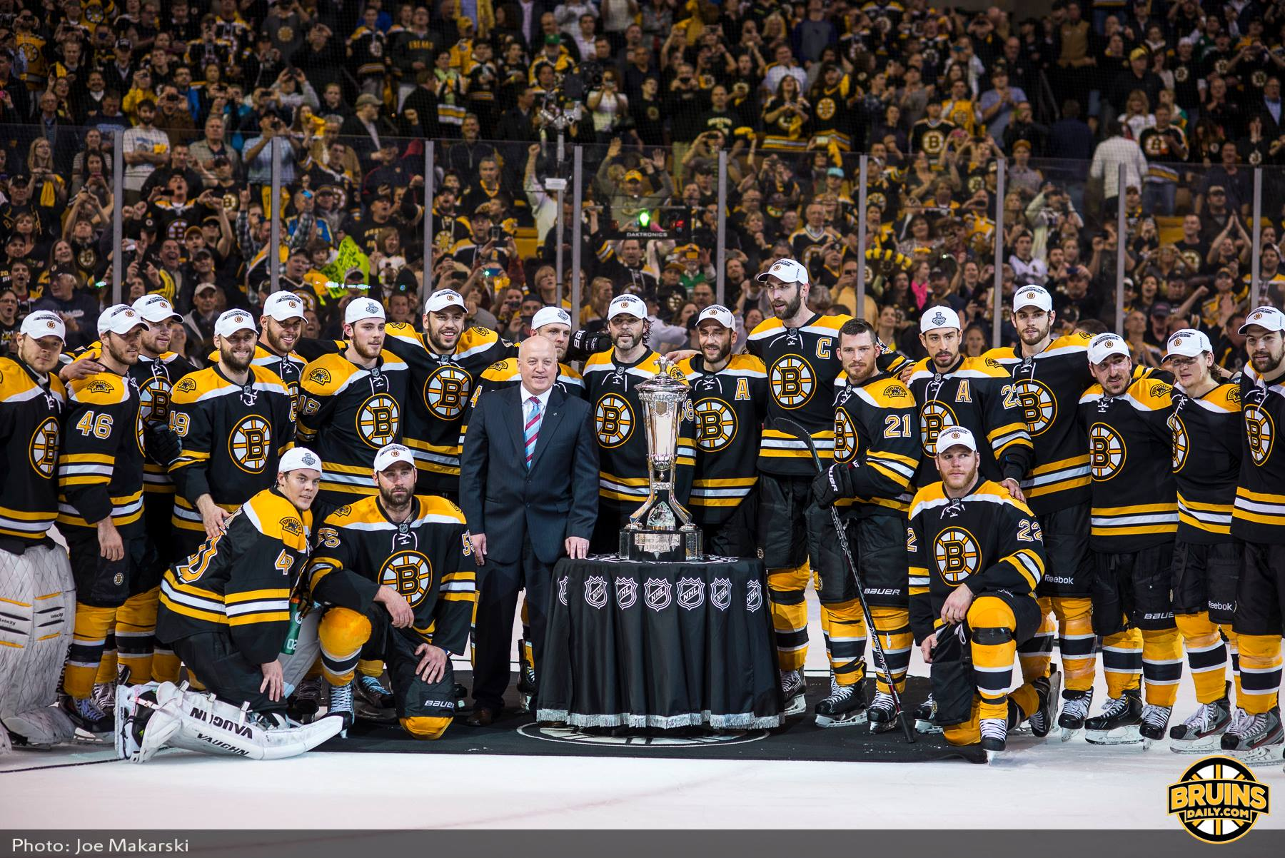 Boston Bruins: Cue The Duckboats? Oddsmakers Like Bruins' Chances