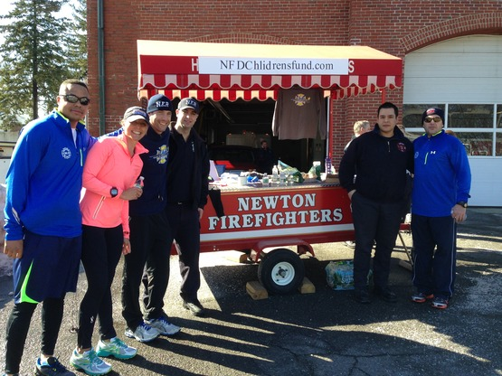 Newton Firefighters