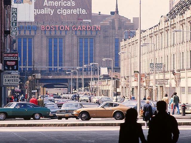 The Gahden Dirty Old Boston Photo Blog Bostoncom