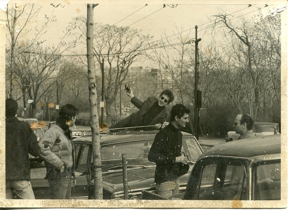 Everybody That Was Hangin Out Dirty Old Boston Boston Com