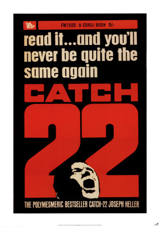 [Image: BD008~Catch-22-by-Joseph-Heller-Posters.jpg]