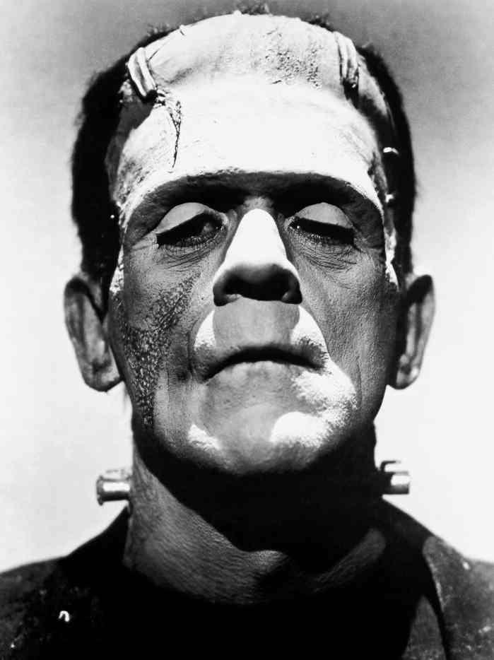 The Dream World Frankenstein_monster_Boris_Karloff