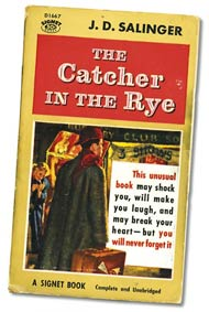holdens struggles in catcher in the Everything you ever wanted to know about holden caulfield in the catcher in the rye, written by masters of this stuff just for you.