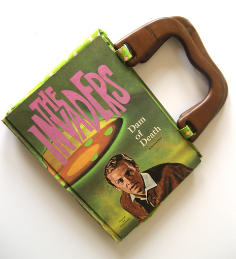 How To Make A Recycled Book Cover : Upcycling books brainiac