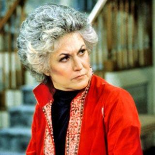 Беатрис Артур ( Bea Arthur) умерла вчера в Лос-Анджелесе , с ней рядом...