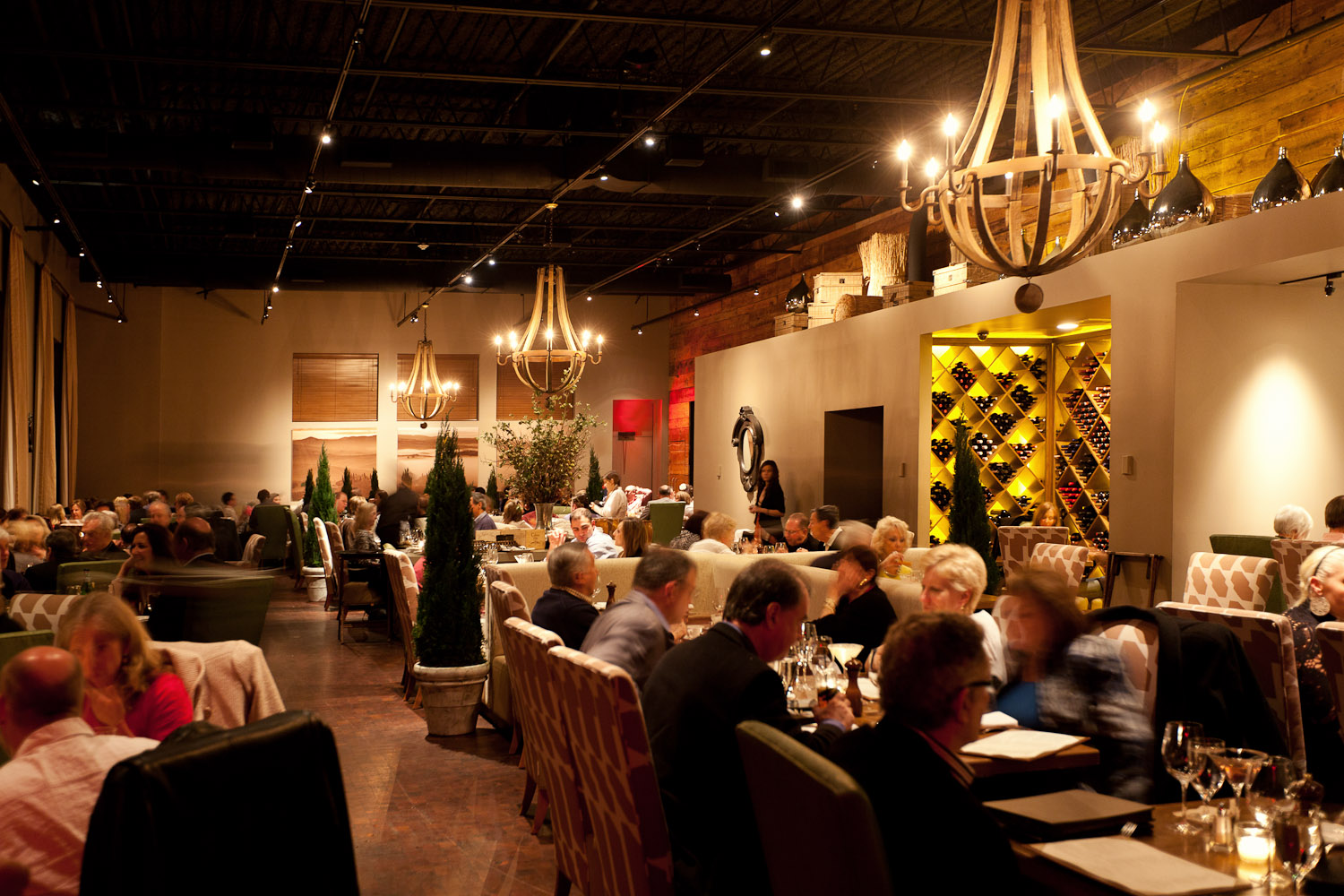 The Burgeoning Burlington Restaurant Business Global