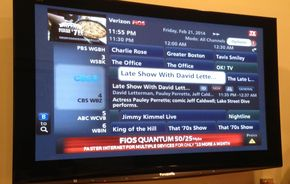 Guide channel ad vexes Verizon viewers - Consumer Alert