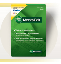 Image Gallery moneypak card