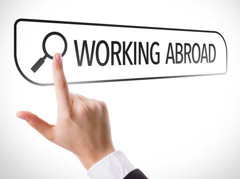personal statement for working abroad