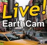 Time Square Live Mobile App via Earth Cam