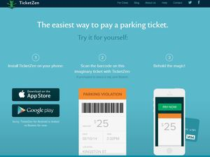 TicketZen Mobile App