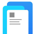 Paper - Stories from Facebook Mobile App Icon