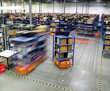 Amazon buys warehouse robotics start-up Kiva Systems for $775