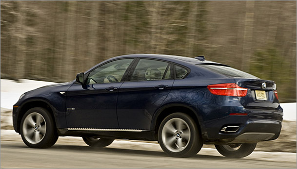 Quick Take Bmw X6 Is The Dirty Fun No One Asked For Boston