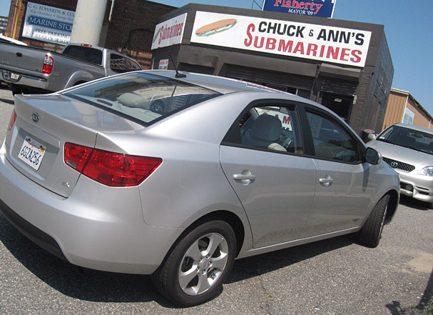 2010 Kia Forte: Dull execution, poor gearbox mar the value ...