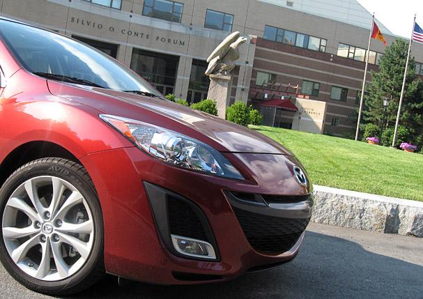 2010 Mazda 3 A Hatchback Standout Boston Overdrive