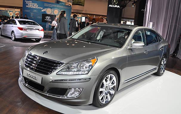 2011 Hyundai Equus Yes I M Really 60 000 Boston Overdrive