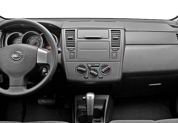 2010 Nissan Versa Stripped Out 10k Sedan Leaves You