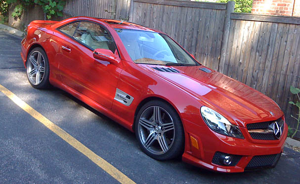 Power Quartet Ferrari California Bentley Supersports