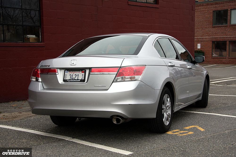 2011 Honda Accord 20se Rear Jpg