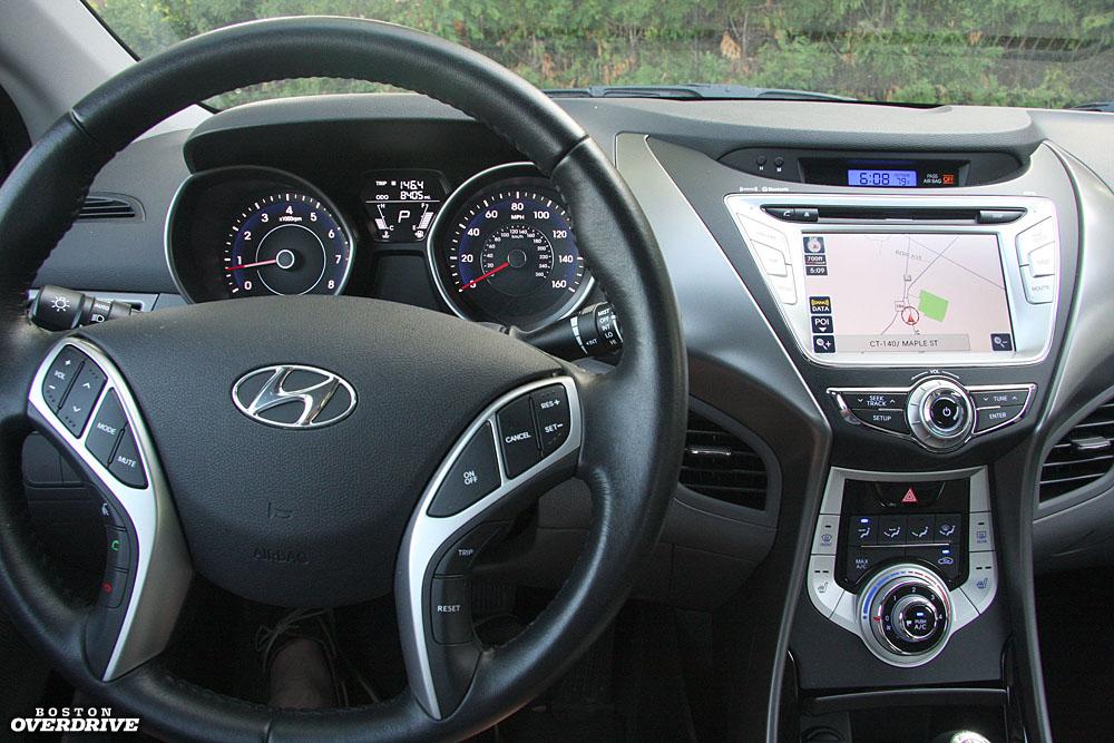 2011 Hyundai Elantra Interior Jpg
