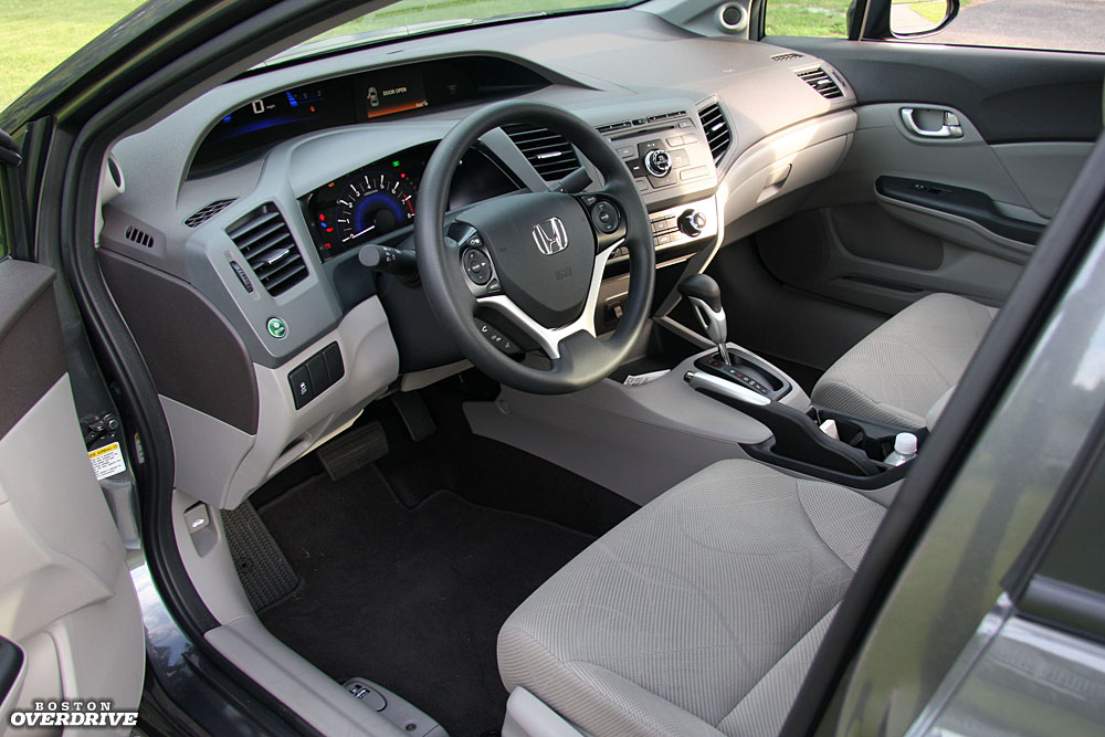 2012 Honda Civic Ex Interior Jpg