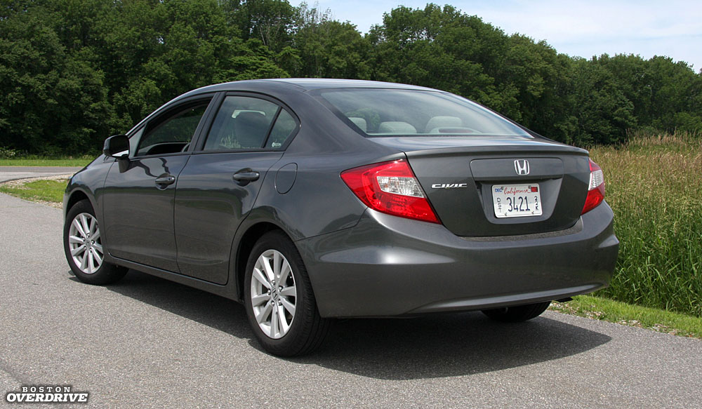 size difference between honda civic and accord autos post. Black Bedroom Furniture Sets. Home Design Ideas