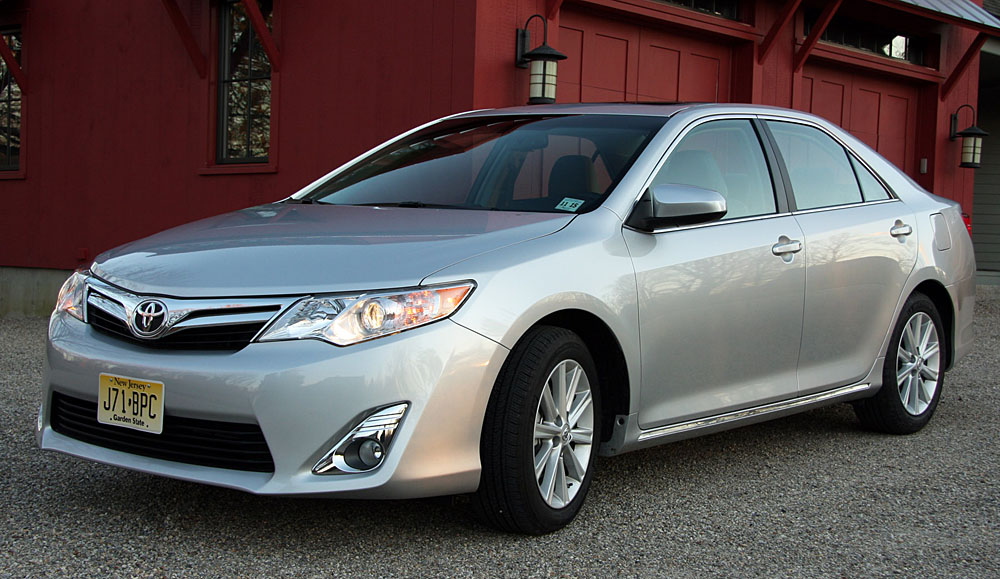 2012 Toyota Camry Xle Front Jpg