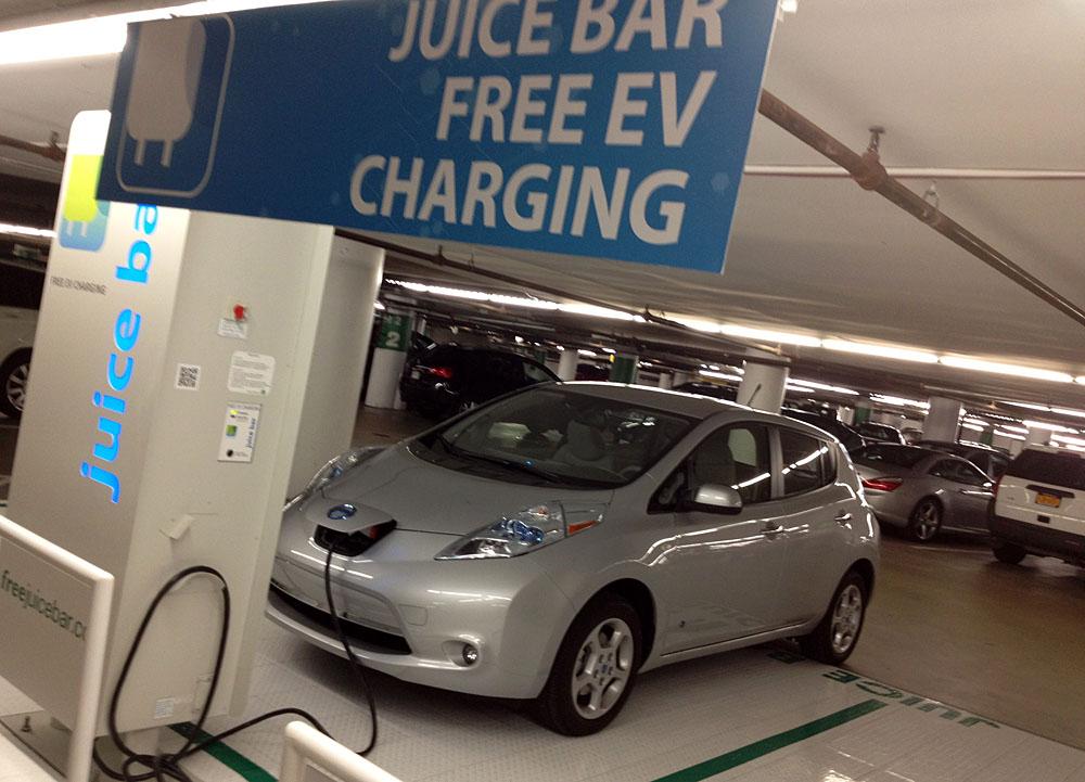 2012 Nissan Leaf Charles Hotel Jpg