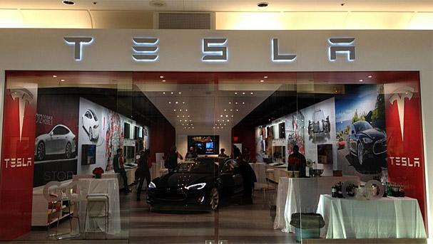 Tesla motors boston
