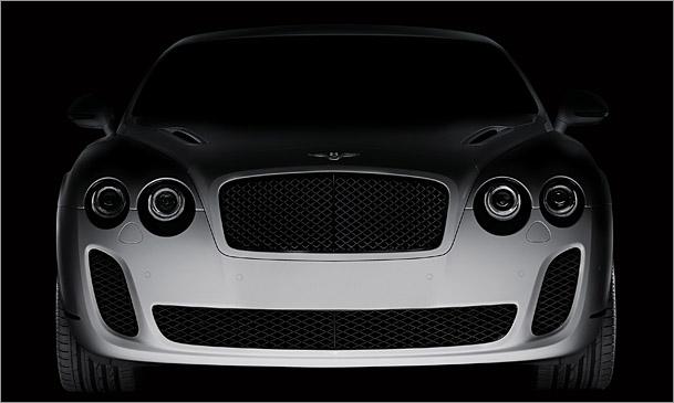Biofuel-powered Bentley