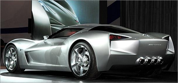 Transformers Corvette concept