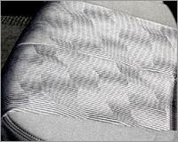 2009 Subaru Forester X cloth