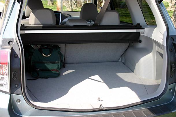 2009 Subaru Forester X hatch