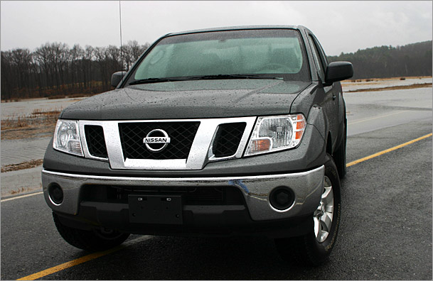 Quick Take 2009 Nissan Frontier King Cab Se V6 Boston Overdrive