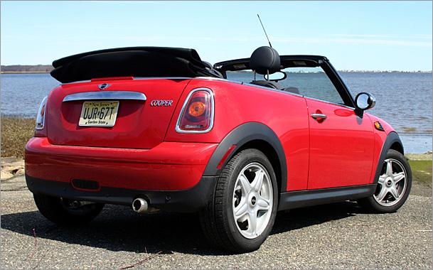 2009 Mini Cooper Convertible