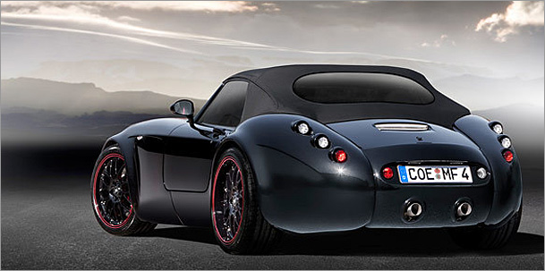 Wiesmann Mf4 Roadster The Shelbymorgan Love Child We Cant Have