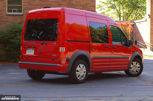 2010 Ford Transit Connect A Smaller Sure Fire Delivery