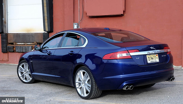 2010 jaguar xf supercharged making up on lost promises boston overdrive. Black Bedroom Furniture Sets. Home Design Ideas