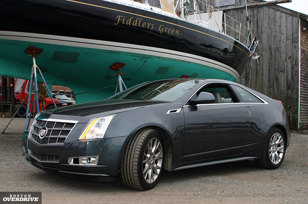2011 Cadillac CTS Coupe: Two-door luxury redefined - Boston