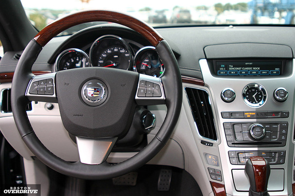 2011 Cadillac Cts Coupe Two Door Luxury Redefined