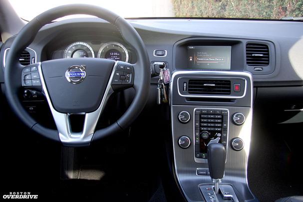 2011 Volvo S60: A driver's car that makes better drivers - Boston Overdrive - Boston.com